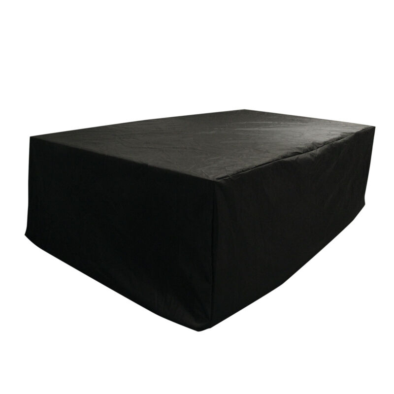 Extra Large Garden Rattan Outdoor Furniture Cover Patio Table Protection Black 4