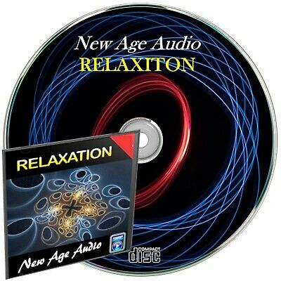 Entspannungs Musik, Ambient, relaxen, Wellness,Meditation, New Age ✔5 Audio CD`s 7