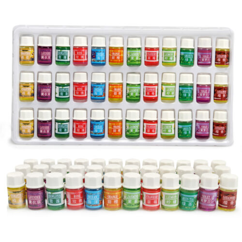 6/12/24/36pc/Set 100% Plant Essential Oils Pure Aromatic Aromatherapy Oil - USA 5