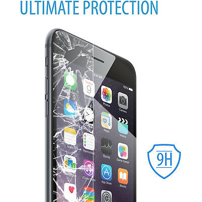 3D Full Coverage Tempered Glass Screen Protector Cover For iPhone 6 6S 7 + Plus 11