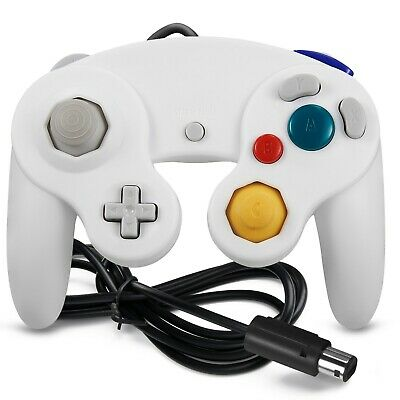 2Pack Wired NGC Controller Gamepad for Nintendo GameCube & Wii U Console Switch 4