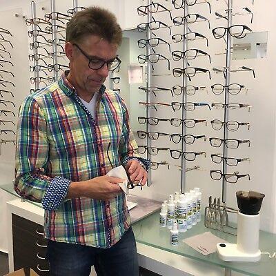 (29,80 €/L) Brillenreiniger Pandacleaner® Brillenspray 500ml Nachfüll 2 x 250ml 6