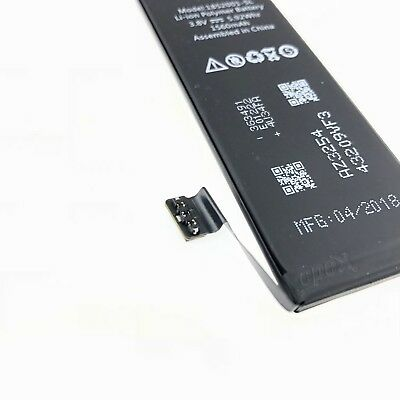 NEW iPhone 5S Replacement Battery 616-0720 1560mAh with FREE TOOLS & ADHESIVE