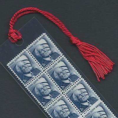 Frank Lloyd Wright Stamps Bookmark L@@K! 2