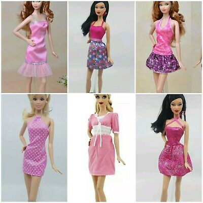 Barbie Doll 5 sets of new clothes dresses good quality picked at random 2