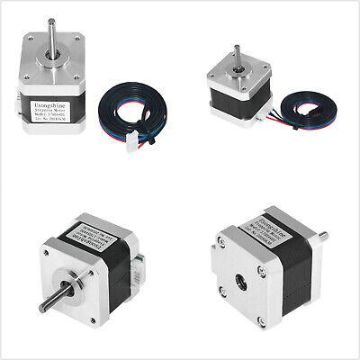 42mm 1.8 Degree NEMA17 2Phase 4-wire Stepper Motor For 3D Printer CNC Robot Tool 2