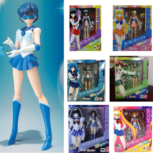 Sailor Moon S.H.Figuarts Tsukino Usagi Action Figure Figurine Figma Collectible