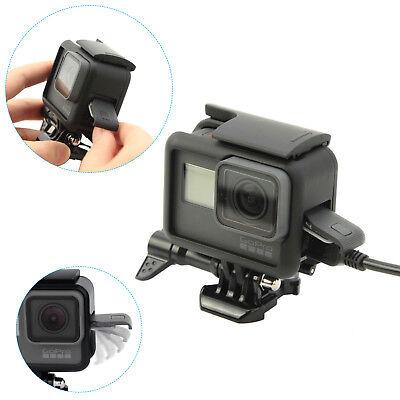 Frame For GoPro HERO 5/6 Black Housing Border Protective Shell Case Lens Cap 7
