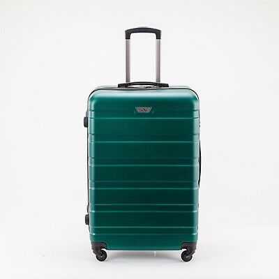 28 inch (100L) Large Luggage Trolley Travel Bag 4 Wheels hard shell suitcase 6