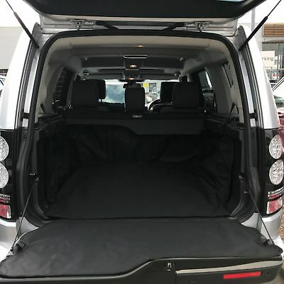 LAND ROVER DISCOVERY 5 QUILTED BOOT LINER MAT DOG GUARD 2017 ON 341