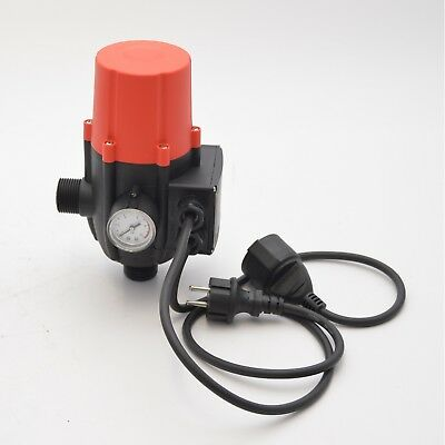 Gartenpumpe Hauswasserautomat Druckschalter Pumpensteuerung IBO SK-15 f