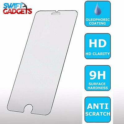 Screen Protector For Apple iPhone 8 - Tempered Glass 100% Genuine 2