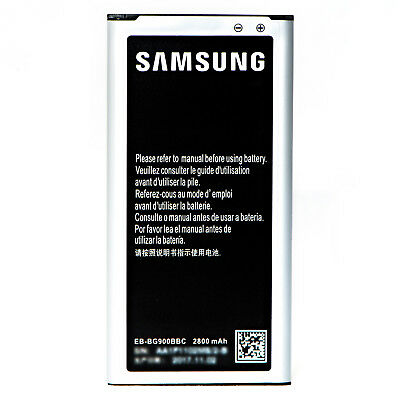 New OEM Battery Replacement for Genuine Original Samsung Galaxy S2 S3 S4 S5 AU 11