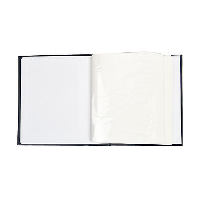 "6.99Traditional 6"" X 4""  Photo Album with 200 Pockets Black, Blue or Burgundy 5"