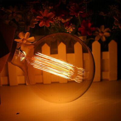 E27 40w Vintage Led Edison Ampoule Filament Clair Décoration de Maison 8