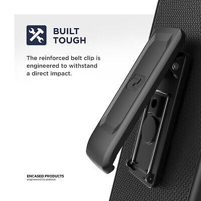 Samsung Galaxy Note 10 Plus Belt Case w Kickstand Cover Holster Clip 9