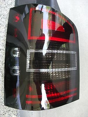 Schwarze Rückleuchten Lasierung Lasur Lasieren von Ihren T5 Rückleuchten ! SUPER