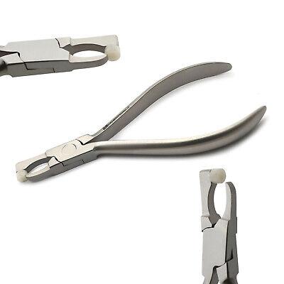 Dental Long Posterior Band Removing Plier Ortho Molar Braces Bracket Remover New 2