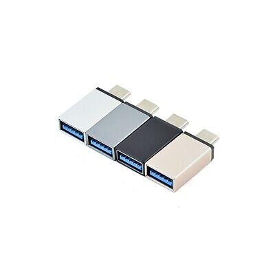 USB Type C to USB 3 Female Adapter 3.1 Converter Hub for Macbook Pro Samsung LG 4