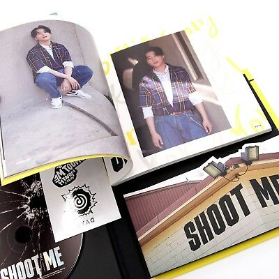 [DAY6]3th mini album Shoot Me:Youth Part 1/Trigger Ver./Only Album/No photocard 5