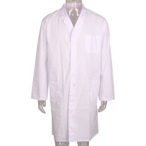White,maroon,green,royal Lab Coat Medical Doctor Technician Food Coat Warehouse 7