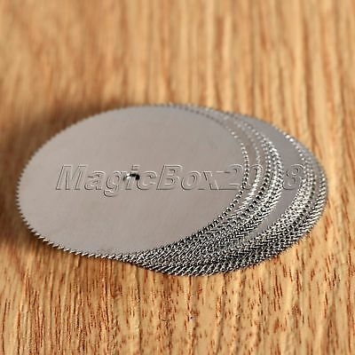 20pcs 32mm Wheel Disc Cutting Blades Set For Grinder Wood Saw Drills Rotary Tool 3
