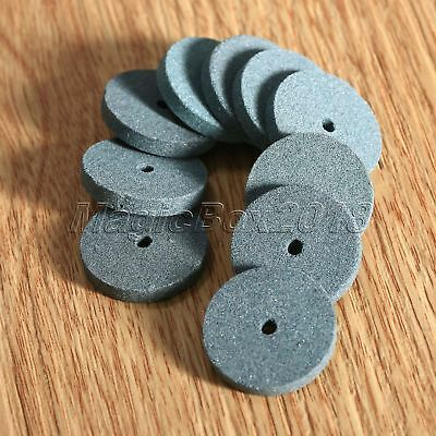 20mm Grinding Polishing Mounted Stone Buffing Wheels Pad Wookworker Rotary Tool 3
