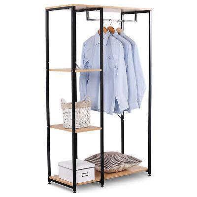 7 Modell Kleiderstange stabil wäscheständer Kleiderständer Garderobenständer 3