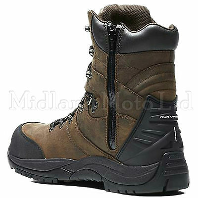 628f5d351a3 V12 ROCKY IGS Composite Toe Cap Waterproof Zip Side Combat Safety Boots  V1255.01