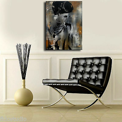 Original Abstract print Modern Home Decor HUGE Canvas Wall Art by Fidostudio 4