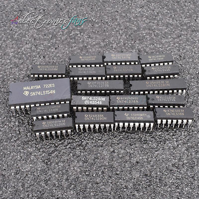 SGS 2x 2 to 4 Decoder//Demux  DIP16  NEW  #BP 2 pcs SN74HC139N  74HC139  Texas