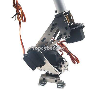 6-Axis S6 Industrial Mechanical Robot Arm Steel Metal Robotic Manipulator DIY UK 8