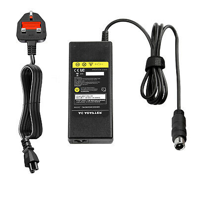 Battery Charger Electric Scooter Xiaomi Mi M365//Pro UK Adapter Stock Es1 2 4