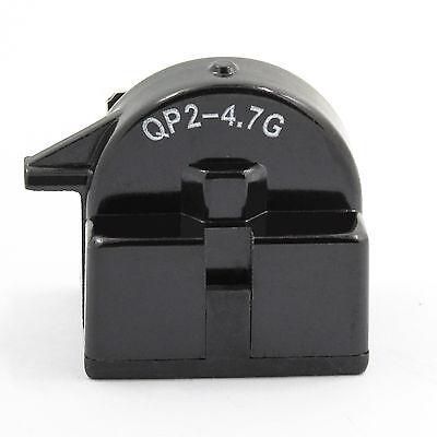 QP2-4.7 PTC Refrigerator Start Relay Edgewater Ewave Haier igloo 1 pin terminal