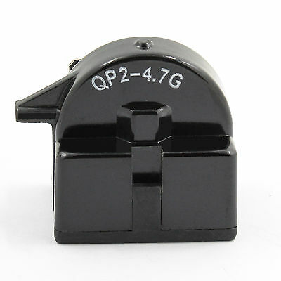 Start Relay QP2-4.7 Refrigerator PTC 4.7 Ohm 1 Pin Kenmore Sears igloo insignia 4