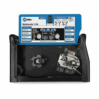 Miller Multimatic 215 Multiprocess Welder Complete Package (907693)