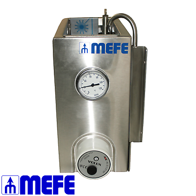 Butcher Shop Knife Sterilizer Automatic - Wall Mounted Stainless Steel(CAT 6801) 2