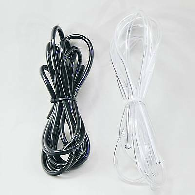 JBL ProFlora T3 2 Black CO2 Schlauch 3 m Spezialschlauch für CO₂-Anlagen schwarz