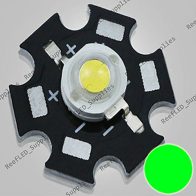1,5,10 3W High Power LED chip bead PCB-Grow lights, Aquarium, Diy Full Spectrum 4