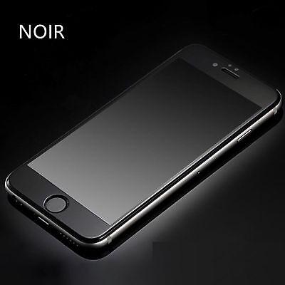 Verre Trempe Iphone 8/7/6/6S/X/Xs Plus S, Ecran Film,Vitre ,Protection Integrale 3