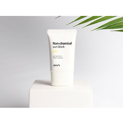 SKIN79 Non-chemical Sun Block 50g SPF50+ PA++++ Water Wrapping 2