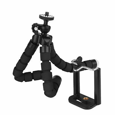 Universal Mini Mobile Phone Tripod Stand Grip Holder Mount For Camera cell phone 7