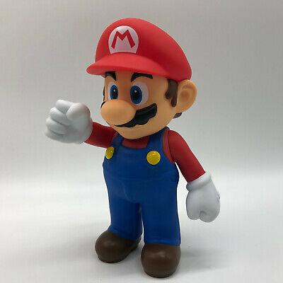 """Super Mario Bros. Odyssey  Action Figure Mario Toy Vinyl Plastic Doll 5"""" 3"""