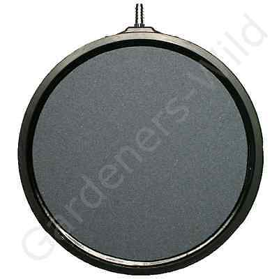 "8"" 20cm AIR STONE (x4) HAILEA large round ceramic airstone hydroponic pond koi"