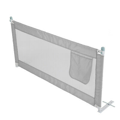 150cm Bed Safety Guards Folding Child Toddler Bed Rail Safety Protection Guard 4