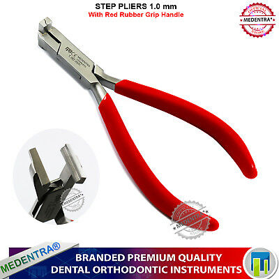 Detailing Step Pliers 1mm TC Dental Archwire Bending Forming Orthodontic Plier 2