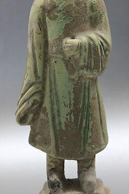 B.c.a.d. Art - 1368-1644 A.d.  Ming Attendant