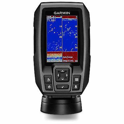 Garmin STRIKER 4 Fishfinder with 4-Pin 77/200kHz TM Transducer 010-01550-00 4