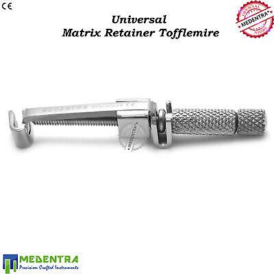 Tofflemire-Retainer Matrix Band Placement Universal-Retainer Restorations Set-5 5