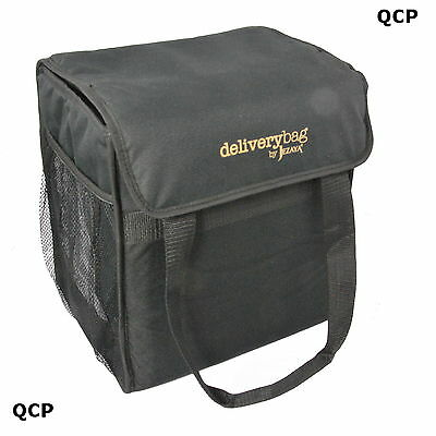 Food Delivery Bag- Hot Or Cold Food- Fully Insulated- Pack Of 5 3